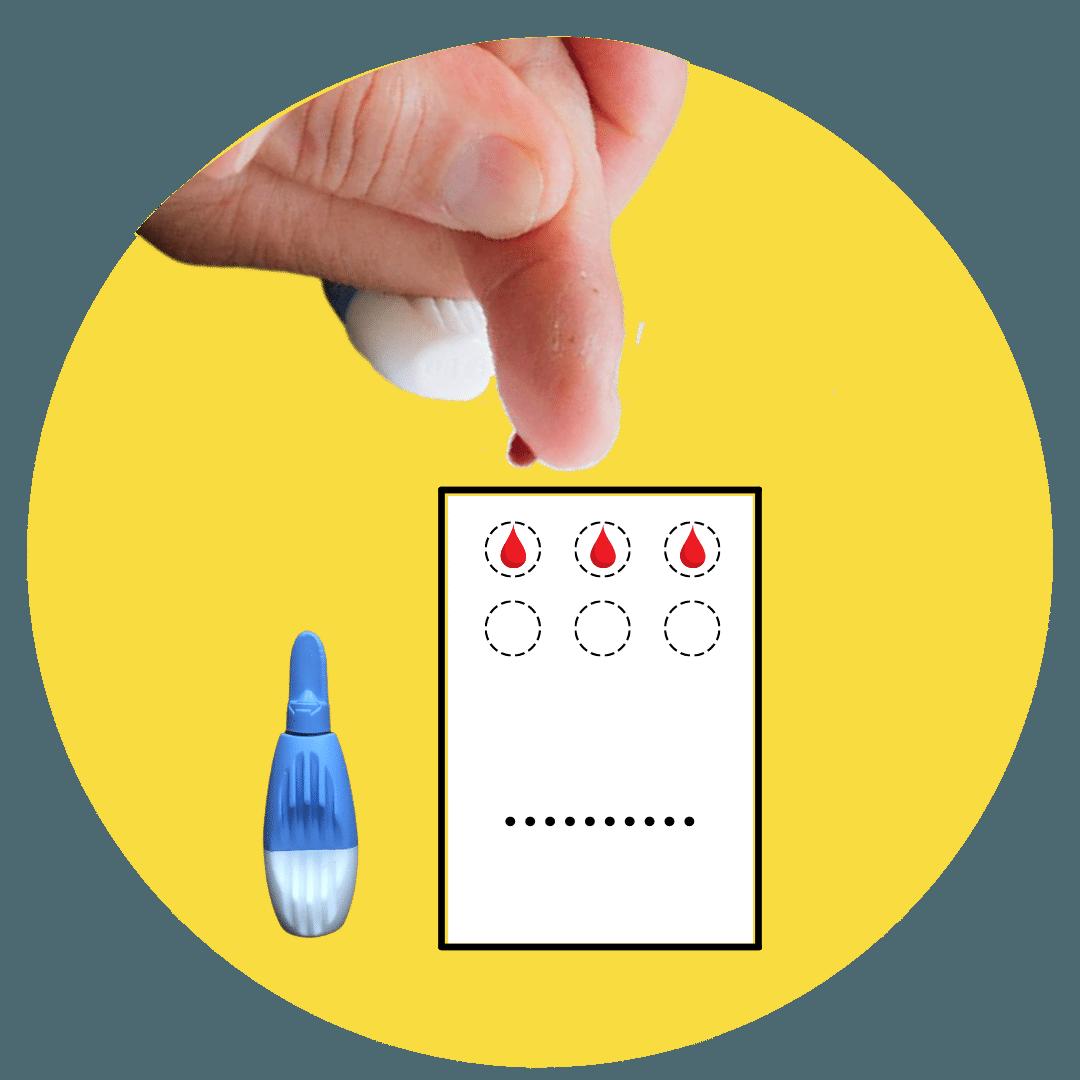 Vitamine-D-bloedtest